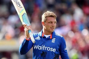 CRICKET: Jos Buttler's rapid ton puts England on top against South Africa