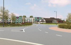 Somerset County Gazette: Minehead prepares for new supermarket and hotel